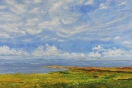 Summerdream | Acryl op doek | 100x70 cm | € 800
