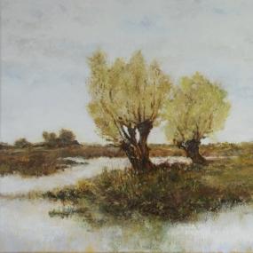 Landschap figuratief