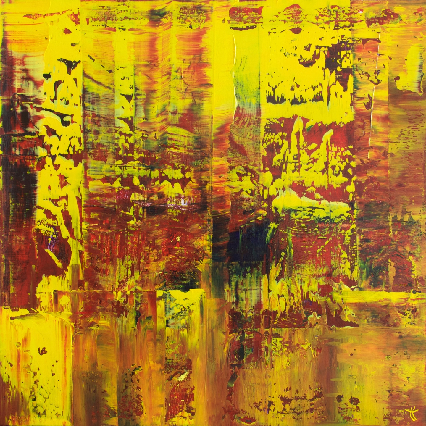 315 - Abstract Colours II