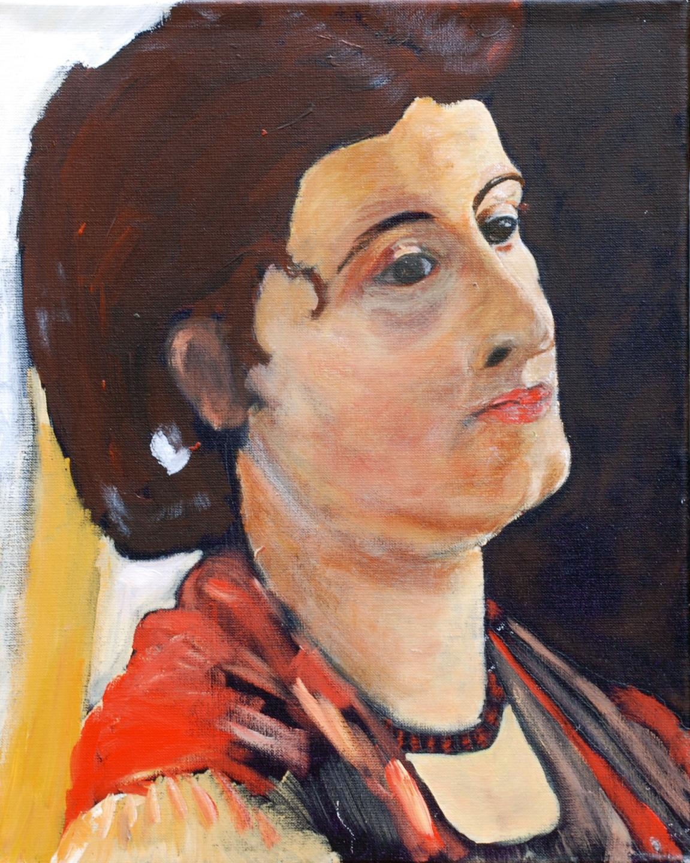 060 - Antwerpse dame