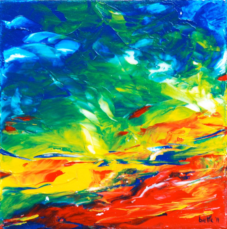 112 - Kleurig voorjaar