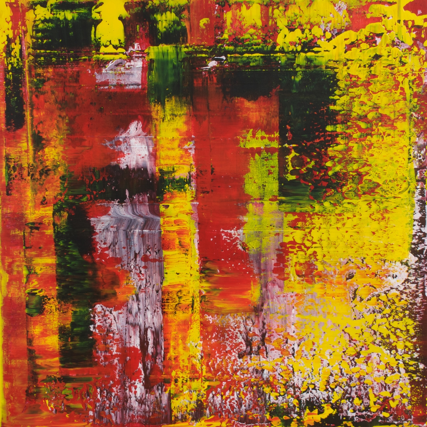 322 - Abstract Colours VI