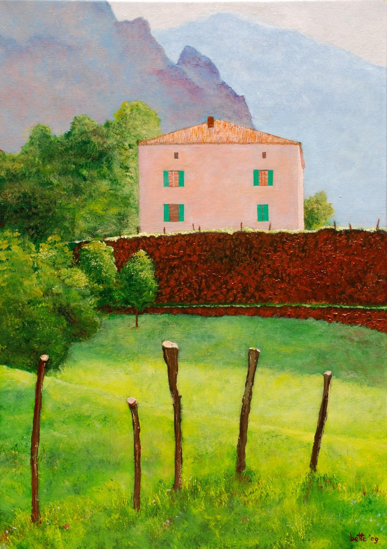 085 - Italiaans berghuis
