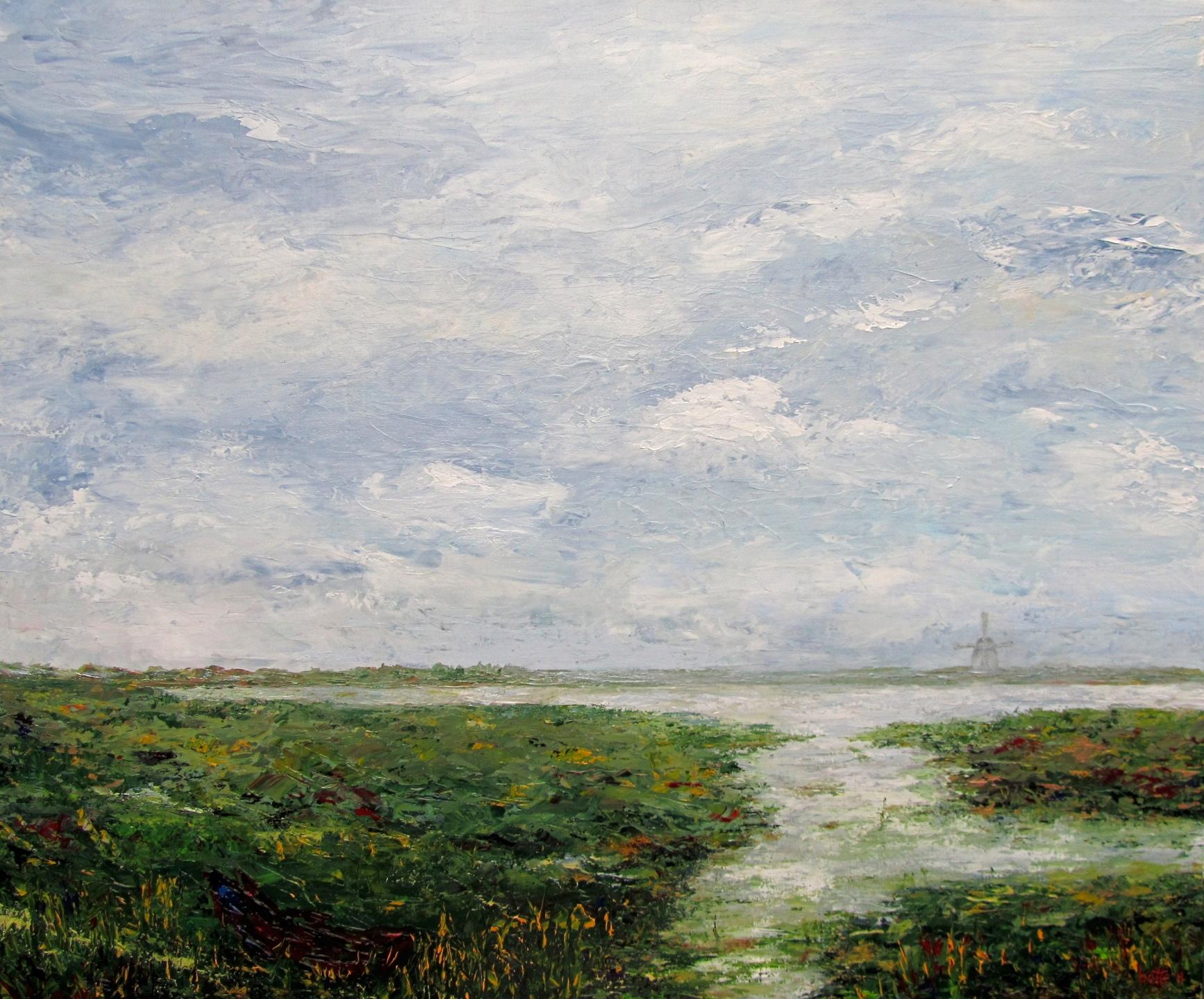 164 - De stille polder