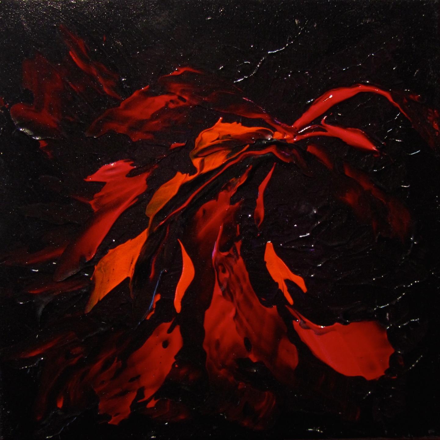 175 - Opkomend rood