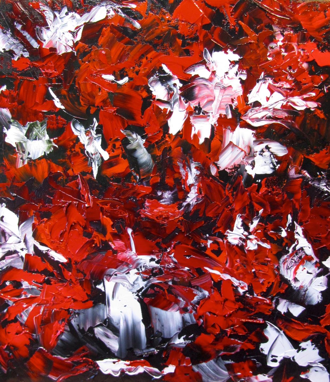 193 - Rode fleur