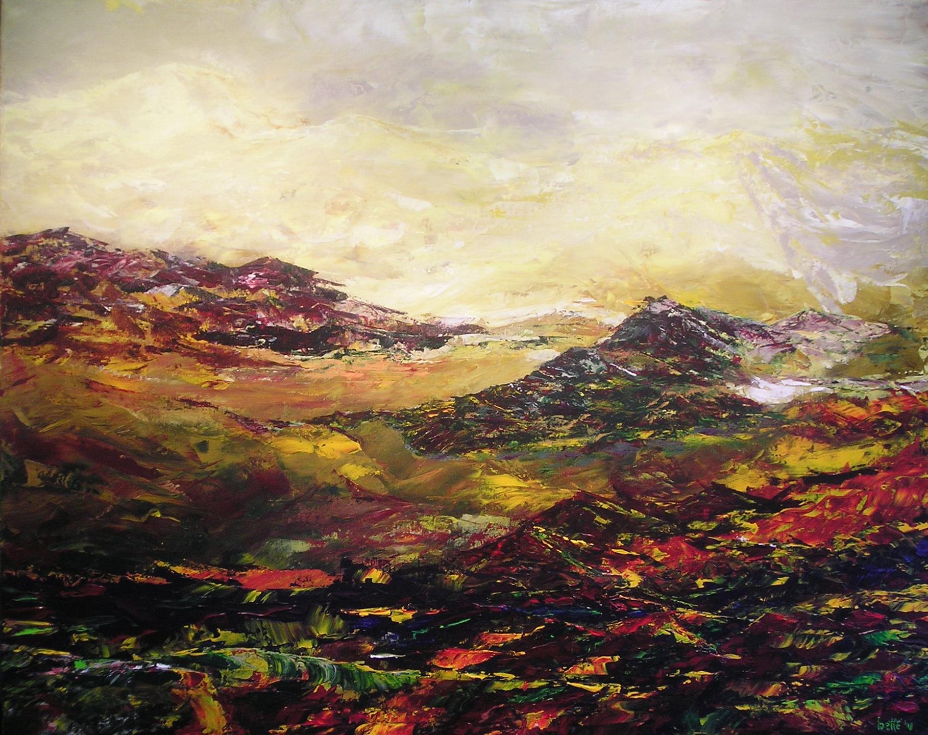 118 - Berglandschap