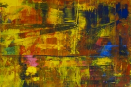 2018 3 | Acryl op papier | 48x36 cm | € 150