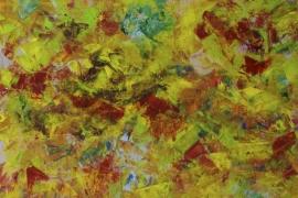2J | Acryl op papier | 48x36 cm | € 150