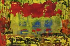 2K | Acryl op papier | 48x36 cm | € 150