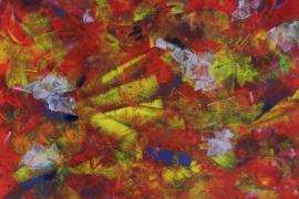 2Q | Acryl op papier | 48x36 cm | € 150