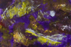 3B | Acryl op papier | 48x36 cm | € 150