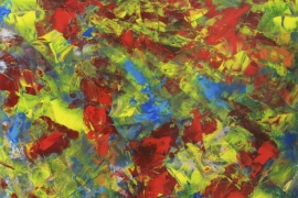 2I | Acryl op papier | 48x36 cm | € 150