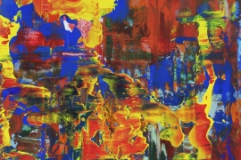 2D | Acryl op papier | 36x48 cm | € 150