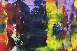 2C | Acryl op papier | 36x48 cm | € 150
