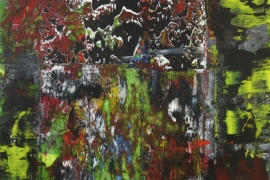 2F | Acryl op papier | 36x48 cm | € 150