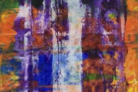 2O |  Acryl op papier | 36x48 cm | € 150