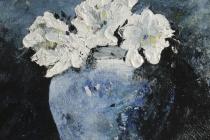Obreen   Acryl op doek   30x40 cm   Verkocht