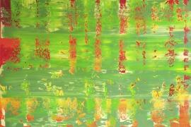 Painting Serie 3B   Acryl op doek   80x60 cm   € 650