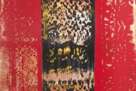 Painting Serie 3C 'Paperblank'   Acryl op doek   60x80 cm   € 650