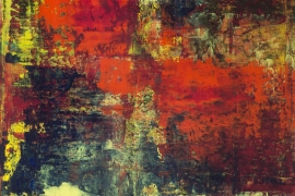 Painting Serie 2018 6   Acryl op doek   50x70 cm   € 550