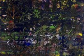 Painting Serie 2018 3   Acryl op doek   80x60 cm   € 700