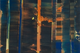 Painting Serie 3E | Acryl op doek | 30x40 cm | € 250