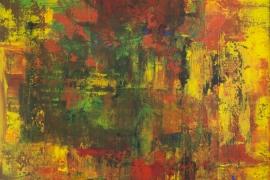 Painting Serie 3F | Acryl op doek | 60x80 cm | € 650