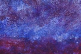 Het octaaf van de bespiegeling | Acryl op doek | 30x40 cm | € 250