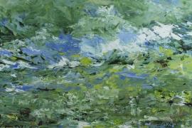 Ode | Acryl op doek | 120x100 cm | € 1500